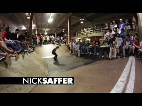 Gatorade Free Flow Tour - Charm City Skate Park 2011 Highlight Video &amp; Recap