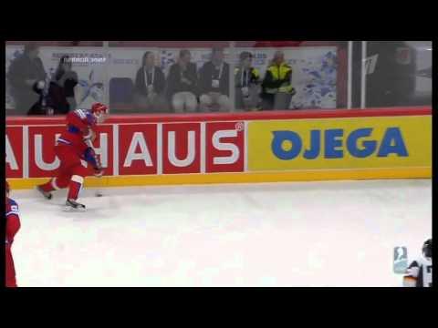 RUSSIA vs. GERMANY (2:0) █ All Goals █ IIHF World Championship 2012