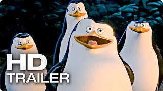 DIE PINGUINE AUS MADAGASCAR Trailer Deutsch German | 2014 Movie [HD]
