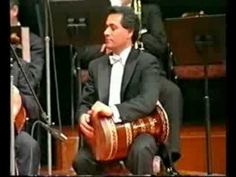Anoushiravan Rohani and Mahyar Bahraminasab solo
