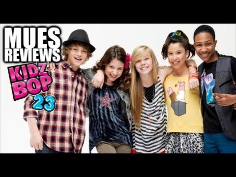 MUES Reviews: Kidz Bop 23 (2013)