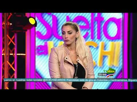 Suelta El Wichi - Vanessa Calviño se esconde para no dar divorcio