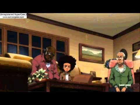 The Boondocks - Color Ruckus Full Episode video