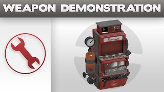 Building Demonstration: Dispenser