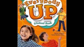 Everybody Up 2 Student Audio CD