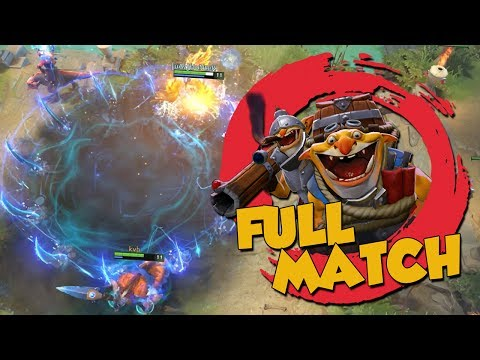 YOU PICK TECHIES, I REPORT - DotA 2 Techies Full Ranked Match