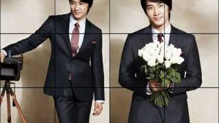 Song Seung Heon - Autumn 2010 Parkland Fashion