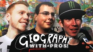 Geography With Pro CoD Players and Commentators