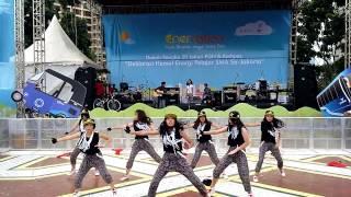 SMA Santa Ursula Jakarta Modern Dance: Kompas Muda Enervation