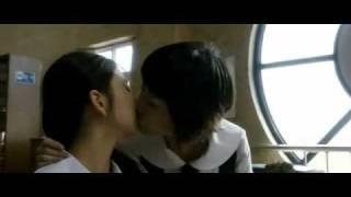 Hellcats/I Like It Hot Kiss Scene Kang-ae & Miran 2