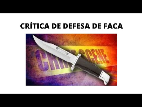 Kombato: Crtica de defesa de faca Image 1