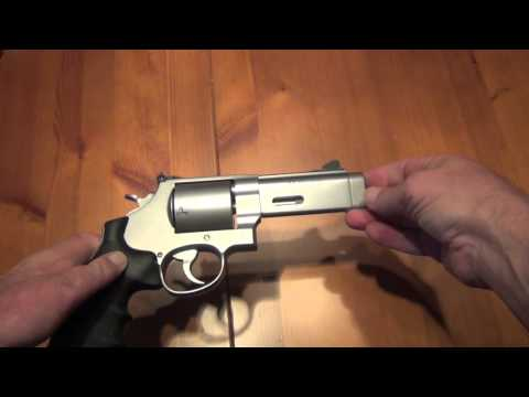 S&W 629 VComp Table top review