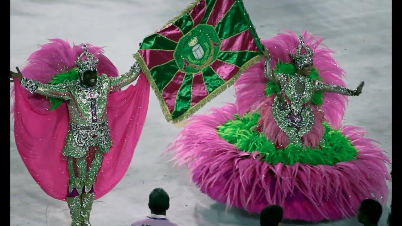 Carnaval en Brasil Rio Grande (Narrado en Inglés) Parte 1 de 2