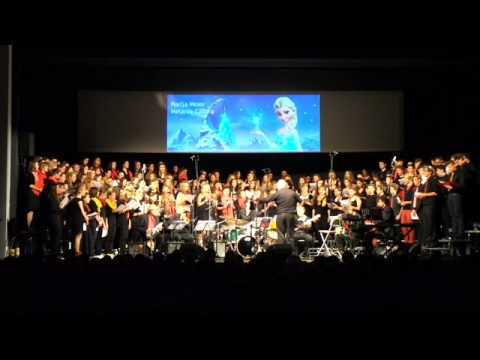 Let It Go  - AE CHOR