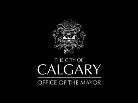 Mayor Nenshi meets with media about Calgary Fire zero-based review