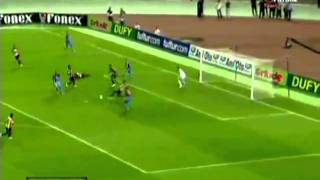 Trabzonspor 1-1 Benfica Highlights Goller 03.08.2011