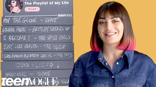 Charli XCX Creates The Playlist of Her Life | Teen Vogue