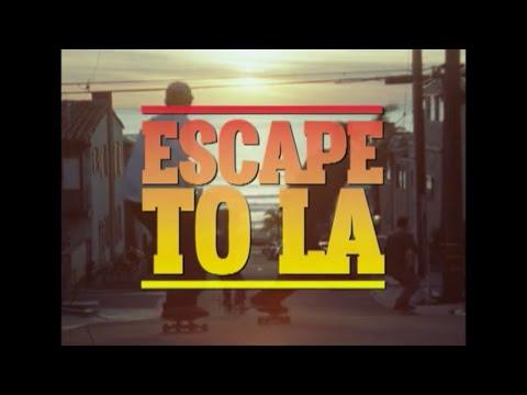 "Theories Of Atlantis - ""Escape to LA"" Premiere"