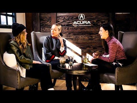 Acura - Sundance - A Drink With Chloe Sevigny & Natasha Lyonne