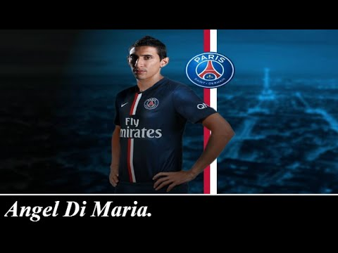 Angel Di Maria - Welcome to PSG - Skills & Goals | 2015/2016 | HD