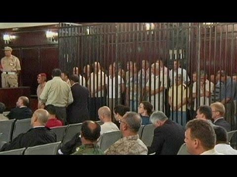 Libye : lourdes peines pour des mercenaires ukrainiens, bélarusses et russes présumés