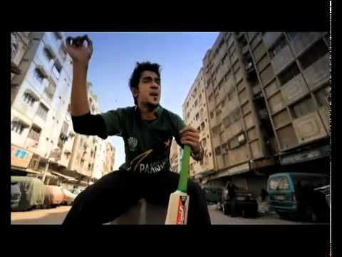 Ali Azmat - Josh-e-Junoon - Cricket World Cup 2011- Official Video and LU [HQ]