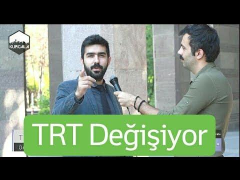 TRT Programları Değişiyor!