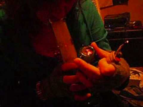 Blunt Session Video