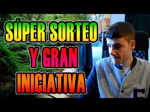 SUPER SORTEO DE UN PC Y NUEVA Y GRAN INICIATIVA =D | Josemi