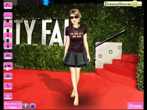 Taylor Swift Dress Up Game - Trailer