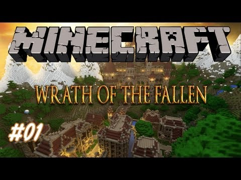 Minecraft Maceraları : Wrath of the Fallen Bölüm 1