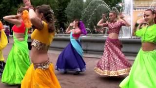 Copy of Флешмоб Flasmob Индийский танец