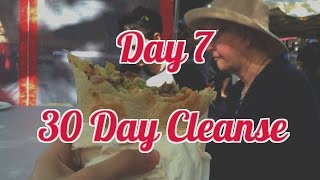 Day 7 | 30 Day Cleanse