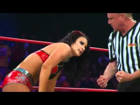 TNA.Sacrifice 2010 madison rayne vs tara