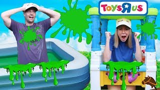 Fake Toys R Us Workers PRANK Each Other's Stores!