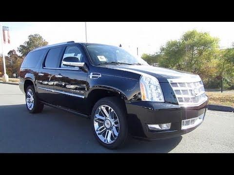 2011 Cadillac Escalade Esv Platinum Start Up Exhaust And