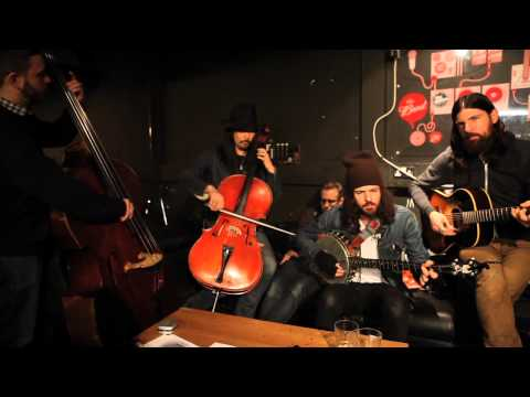 The Avett Brothers Sing, Hammer Down.. By The Late Jason Molina