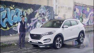 Đánh giá xe Hyundai Tucson 1.6 Turbo lắp ráp giá 860 triệu |XEHAY.VN|