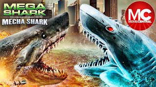 Mega Shark Vs Mecha Shark | Full Action Adventure Movie