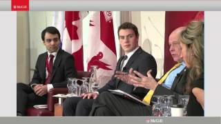 """Panel 3: Young Leaders on the Global Stage - """"Canada on the Global Stage"""""""