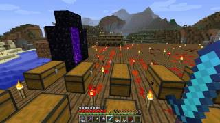 Minecraft N3rdCraft Part 4: Prank War Initiated!