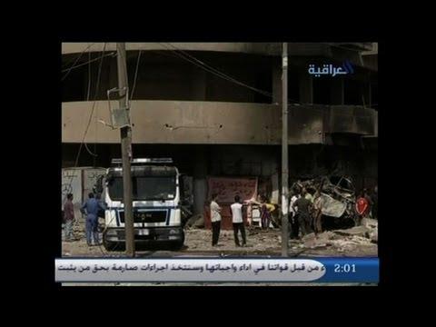 Iraq attacks kill 59 during Shiite pilgrimage