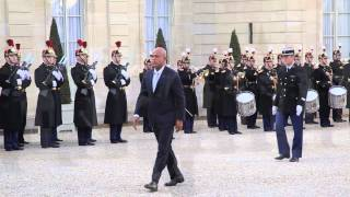 VIDEO: Rencontre President Michel Martelly Et President Francois Hollande