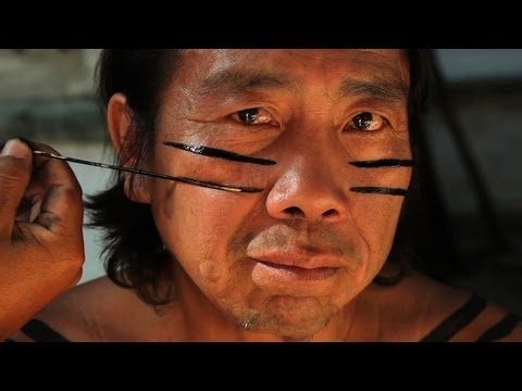 Brazil's Olympics Preparation Threatens Indigenous Village