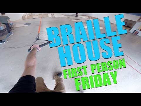 Braille House | First Person Friday