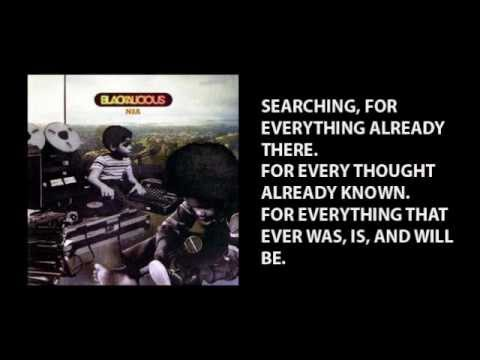 Blackalicious - Searching