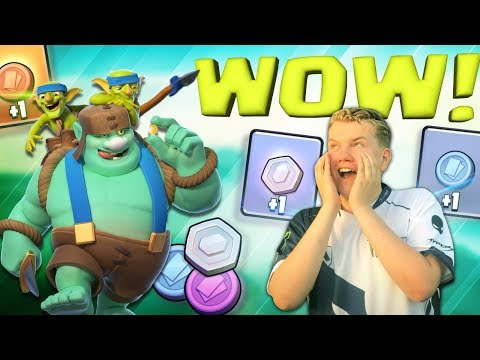 NEW UPDATE! 12-0 Goblin Giant Draft Challenge LIVE Gameplay - Clash Royale