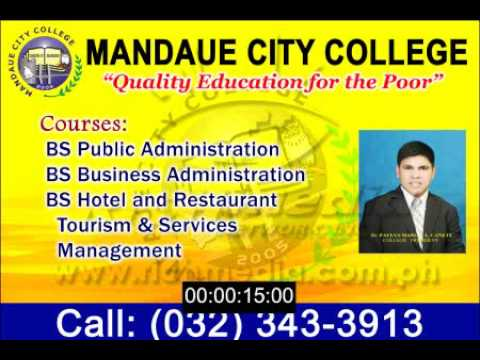 Mandaue City College Contact Number