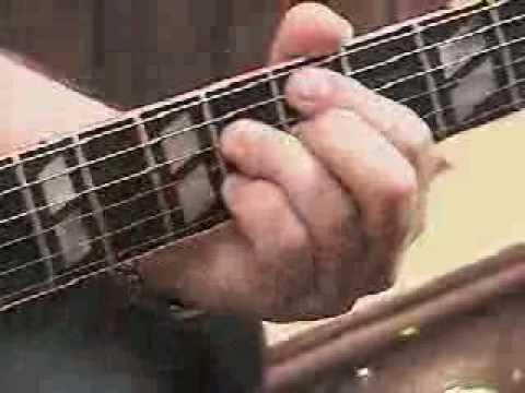 Little Charlie Baty Guitar Lesson (Part 1)