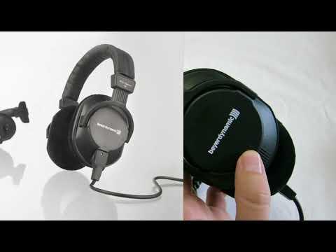 РАСПАКОВКА И ОБЗОР наушников Beyerdynamic DT 250 review headphones Beyerdynamic DT 250